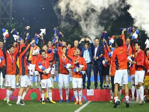 Những bàn thắng đưa U22 Việt Nam tới chức vô địch SEA Games 30