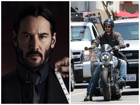 Keanu Reeves kể về những lần bị tai nạn khi đi mô tô phân phối lớn