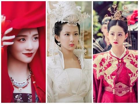 Hội cô dâu 'số nhọ' của màn ảnh Trung Quốc năm 2019
