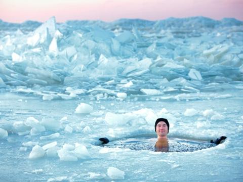 Tuyệt đối tránh để bị ướt nếu đang phiêu lưu giữa trời băng giá