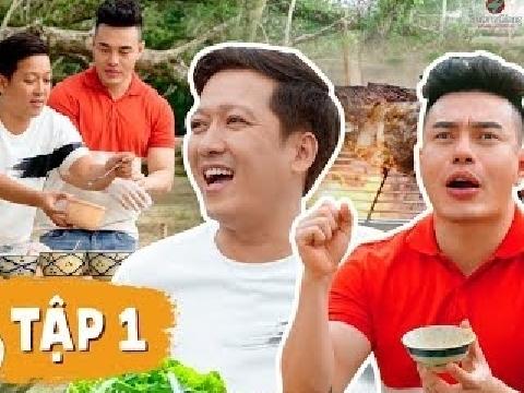 Thánh livestream Lê Dương Bảo Lâm về quê Trường Giang ''xin cá''