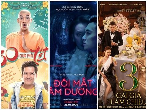 5 phim điện ảnh Việt được kỳ vọng làm nên chuyện nửa đầu năm 2020