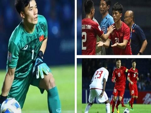 5 điểm nhấn trận U23 Việt Nam 0-0 U23 Jordan