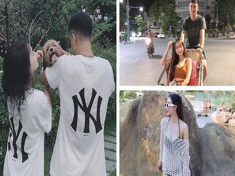 Những nàng WAGs nổi bật nhất U23 Việt Nam
