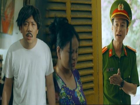 Lê Giang bị tố ăn cắp 10.000 USD ở trailer 'Bố Già' tập 3, Trấn Thành công bố dời luôn lịch chiếu