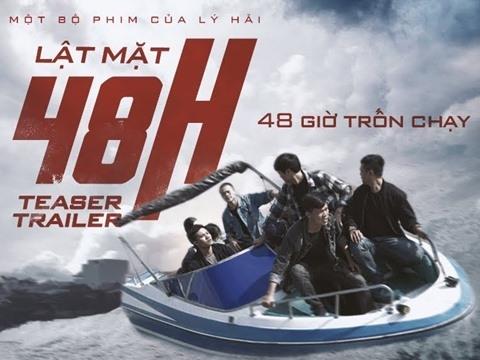 Lý Hải hé lộ bom tấn LẬT MẶT: 48H, kịch tính như phim Hollywood