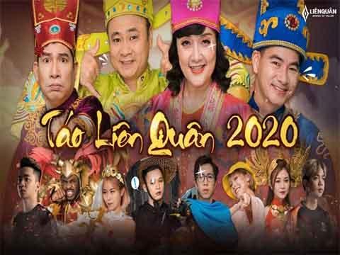 TÁO QUÂN 2020 mới nhất - Xuân Bắc, Tự Long, Vân Dung, Quang Thắng