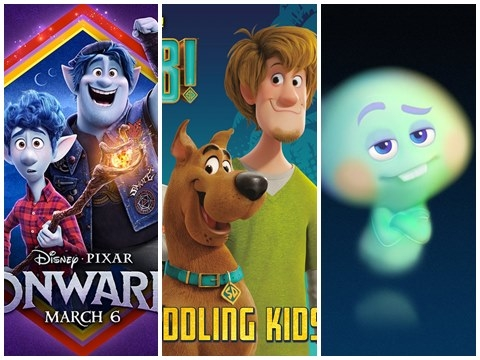 5 phim hoạt hình hứa hẹn gây bão nửa đầu năm 2020