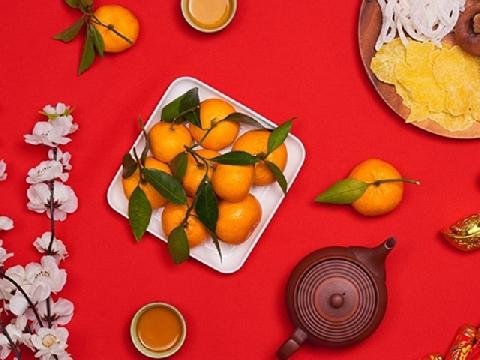 Những món ăn mang lại may mắn cho năm mới