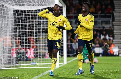 Bournemouth 1-2 Arsenal (Vòng 4 FA Cup)