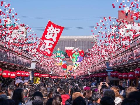Phong tục đón năm mới ở các nước phương Tây