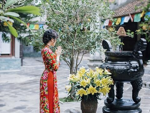 4 ngôi chùa cầu duyên nổi tiếng ở Hà Nội