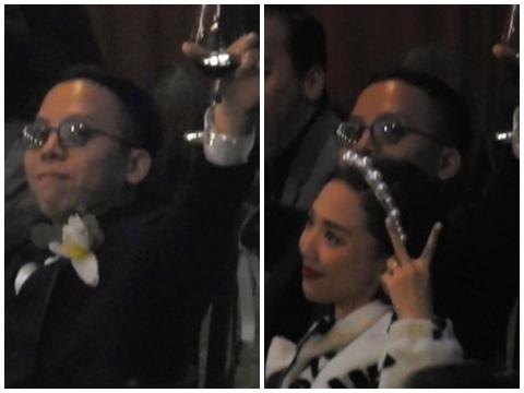 Lộ clip Tóc Tiên - Hoàng Touliver quẩy hết mình trong tiệc cưới
