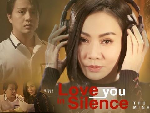 Thu Minh khoe giọng diva cao ngất trong MV tình yêu ngọt lịm