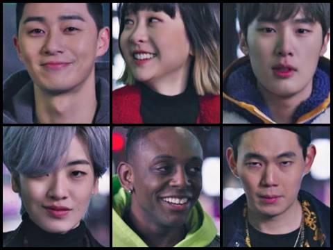 Sơ lược về dàn nhân vật cực chất của 'Tầng Lớp Itaewon'