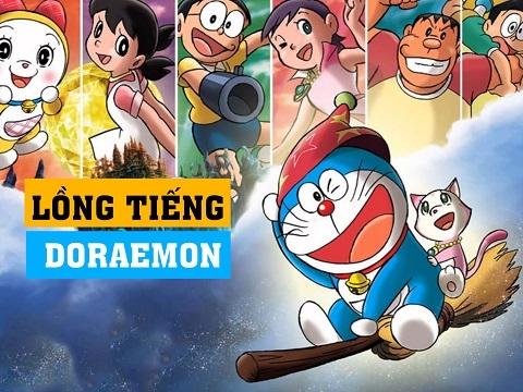 Lộ mặt nhóm lồng tiếng phim hoạt hình 'Doraemon'