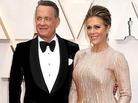Vợ chồng tài tử Tom Hanks xác nhận dương tính với COVID-19