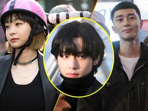 Thổn thức nghe: V (BTS) hát nhạc phim 'Tầng Lớp Itaewon'