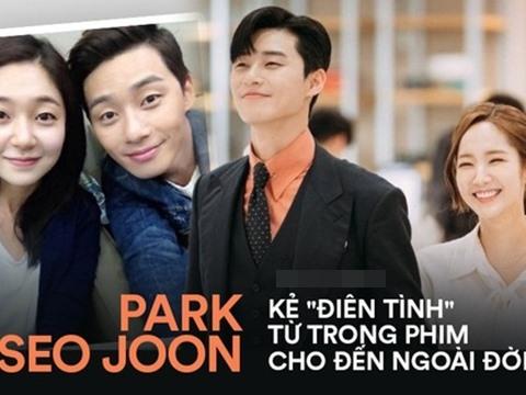 Trai đào hoa Park Seo Joon: ''Yêu'' điên dại đàn chị và tin đồn đồng giới gây sốc