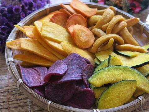 Cách làm hoa quả sấy khô tại nhà