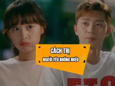 Học hỏi Park Seo Joon cách trị 'người yêu nhõng nhẽo'