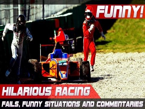 Các tai nạn hài hước của môn đua xe (P1)