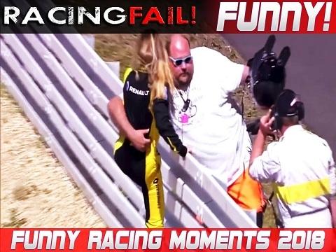 Các tai nạn hài hước của môn đua xe (P3)