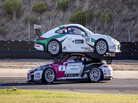 Các tai nạn hài hước của môn đua xe (P5)