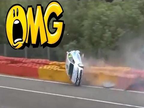 Các tai nạn hài hước của môn đua xe (P4)