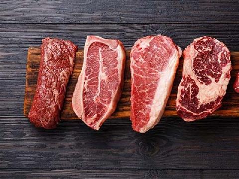 Điều gì xảy ra khi để thịt bò ngoài không khí 23 ngày?