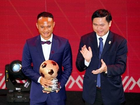 Trọng Hoàng - Quả bóng Đồng Việt Nam 2019