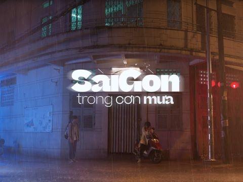 Sài Gòn Trong Cơn Mưa: Chuyện chàng trai Hà Thành rơi vào lưới tình trong cơn mưa