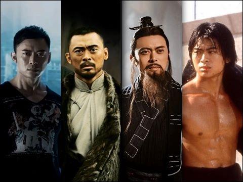 Phàn Thiếu Hoàng và 5 vai diễn võ thuật kinh điển