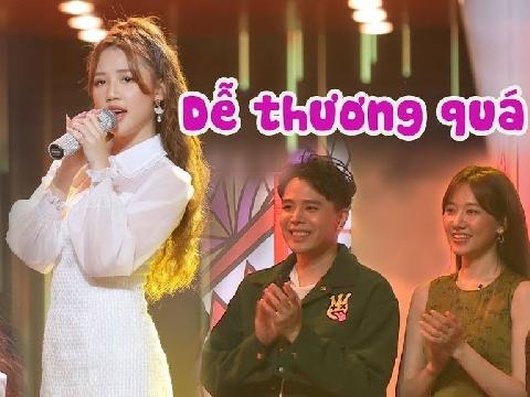 Trịnh Thăng Bình tan chảy khi nghe Amee hát ''Sao Anh Chưa Về Nhà''