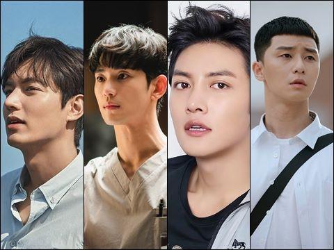 Top 4 nam diễn viên Hàn Quốc không thể vào vai phản diện