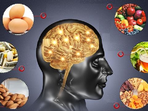 7 thực phẩm tự nhiên giúp tăng cường sức khỏe của não