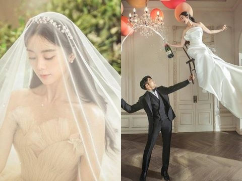 Mỹ nhân Wonder Girls tung ảnh cưới đẹp mặn mà, ''độc'' nhất K-biz