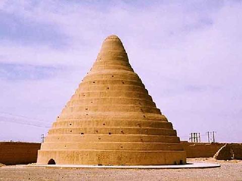 Chiếc tủ lạnh thần kỳ của người Ba Tư cổ đại