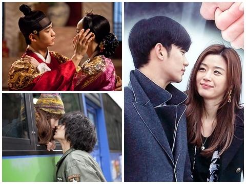3 mối tình khuynh đảo màn ảnh của Kim Soo Hyun