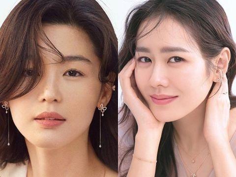 ''Rớt liêm sỉ'' ngắm Jeon Ji Hyun - Son Ye Jin đọ sắc thời đỉnh cao!