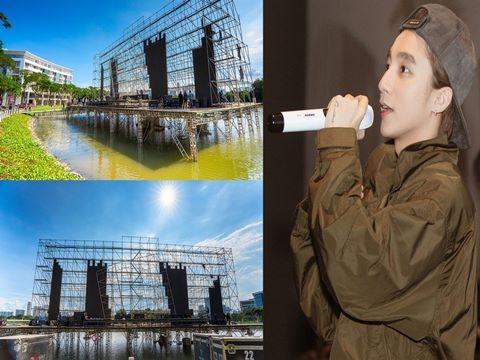 Sân khấu live 10 nghìn khán giả của Sơn Tùng M-TP phải huỷ vì Covid-19