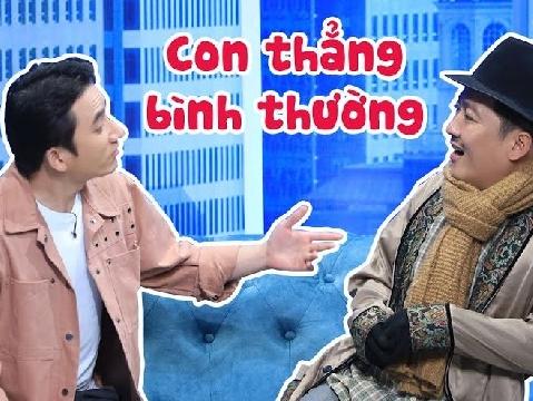 Phan Mạnh Quỳnh nói 22 thứ tiếng, dùng thuyết vũ trụ lập luận khiến Trường Giang bật ngửa
