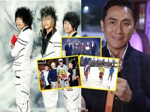 Nhóm nhạc HKT từng đóng phim chung cùng tài tử Mã Đức Chung