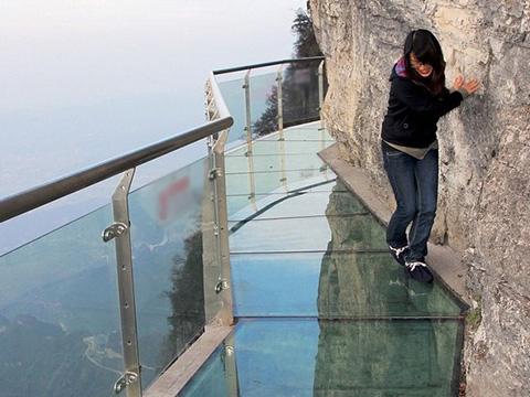 Toát mồ hôi hột với 7 cây cầu kính đáng sợ nhất thế giới