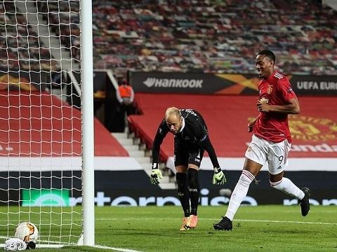 Manchester United 2-1 LASK (Vòng 1/8 Europa League)