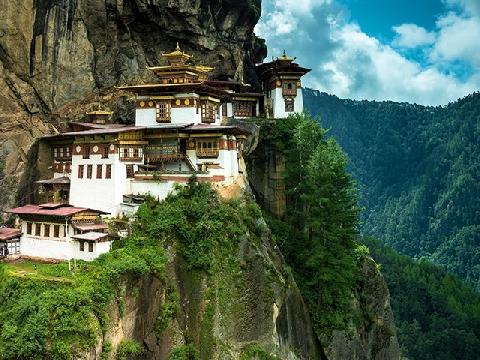 Lang thang đất nước hạnh phúc nhất thế giới - Bhutan