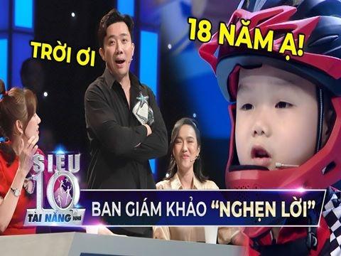 Siêu nhí 5 tuổi khoe tài bốc đầu xe thăng bằng khiến Trấn Thành trố mắt