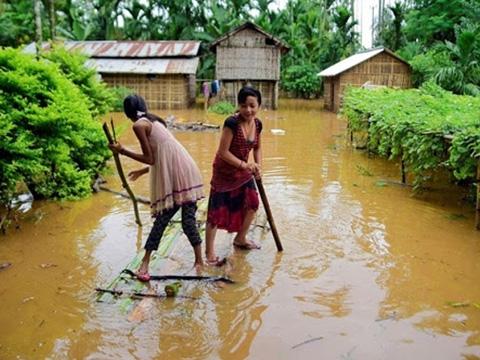 Những trận lũ lụt kinh hoàng nhất lịch sử hiện đại