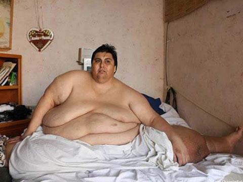 Cuộc sống của người đàn ông nặng nhất thế giới - gần 600kg