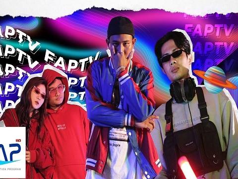 Bụi Đời Rap Việt - FAPtv Cơm Nguội